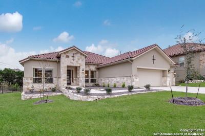 San Antonio Single Family Home Back on Market: 23903 La Tapiceria