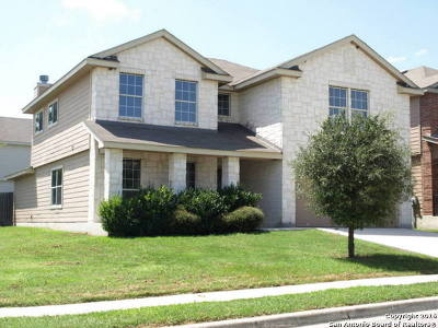 Guadalupe County Single Family Home For Sale: 125 Canyon Vista