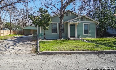Comal County Single Family Home Price Change: 655 Magazine Ave