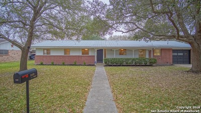 Guadalupe County Single Family Home New: 1439 Canary Ln