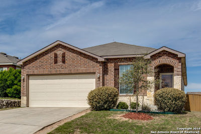 Boerne Single Family Home New: 7627 Paraiso Haven