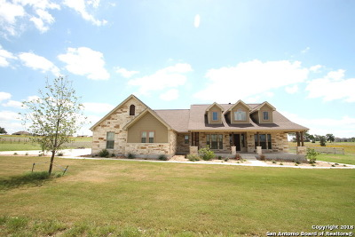 Wilson County Single Family Home New: 173 Triple R Drive