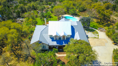 New Braunfels Single Family Home Price Change: 346 Westshire Ln