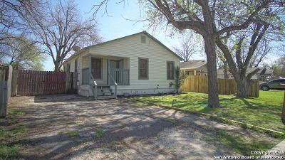 New Braunfels Single Family Home New: 1655 Katy St