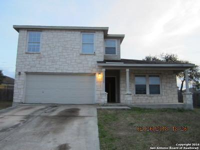 Single Family Home For Sale: 1522 June Berry