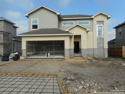 Single Family Home For Sale: 9411 Butterfly Bend
