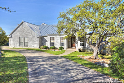 Helotes Single Family Home New: 13140 Adobe Walls Dr