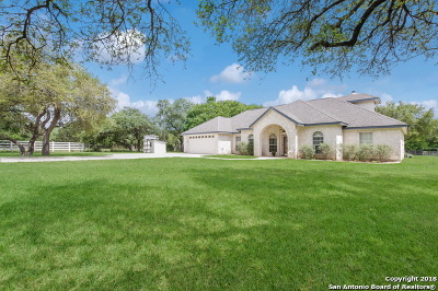 Comal County Single Family Home New: 12088 Summer Mdws