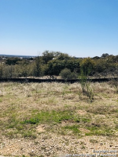 New Braunfels Residential Lots & Land New: 5817 Copper Vly