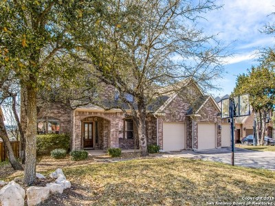 Cibolo Canyons Single Family Home For Sale: 3751 Sunset Clf