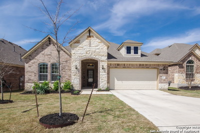 Helotes Single Family Home New: 16227 Ondara