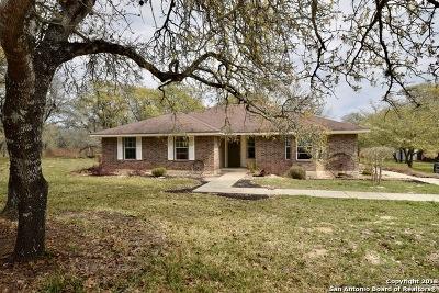 Wilson County Single Family Home New: 627 Sunshine Meadow