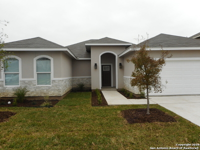 Single Family Home For Sale: 9511 Butterfly Bend