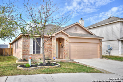Boerne Single Family Home New: 25831 Lost Creek Way