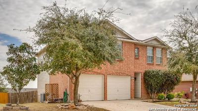 Schertz Single Family Home New: 5217 Brookline