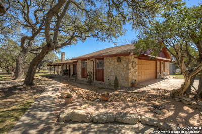 Canyon Lake Single Family Home New: 1635 Stagecoach Dr