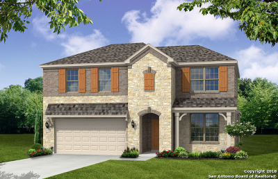 Helotes Single Family Home For Sale: 10636 Hibiscus Cove