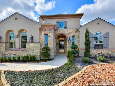 Stonewall Estates, Stonewall Ranch Single Family Home For Sale: 21307 Rembrandt Hill