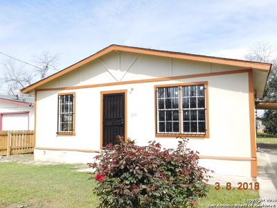 Single Family Home For Sale: 315 Jesse Ave