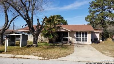 Medina County Single Family Home New: 405 Wilkins Way