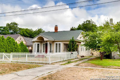 San Antonio Multi Family Home Back on Market: 517 W Summit Ave