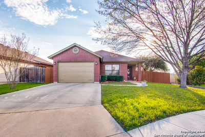 San Antonio TX Single Family Home Back on Market: $155,000