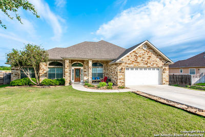 Single Family Home For Sale: 1128 Cherry Hill