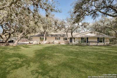 Boerne Single Family Home New: 28120 Windwood Dr E