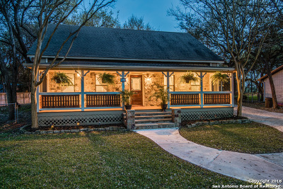 New Braunfels Single Family Home New: 960 Mary Preiss Dr
