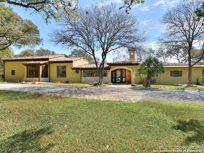 Hill Country Village Single Family Home For Sale: 214 Winding Way Dr
