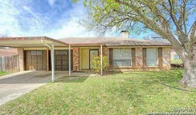 Guadalupe County Single Family Home New: 3401 Morning Dr