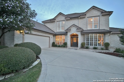 San Antonio Single Family Home New: 10 Sherborne Wood