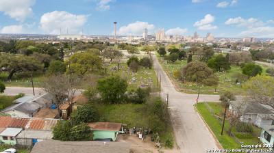 San Antonio Residential Lots & Land New: 1002 Center St