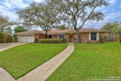 San Antonio Single Family Home New: 13043 Hunters Ridge St
