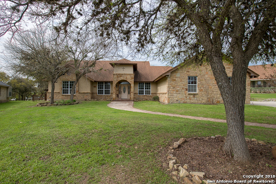 San Antonio Single Family Home New: 104 High Ridge