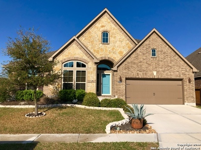Seguin Single Family Home New: 3060 Split Rail Ln