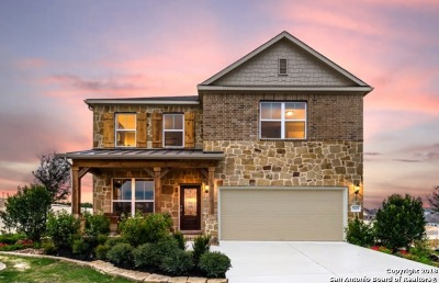 Boerne Single Family Home New: 7722 Valle Local