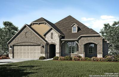 San Antonio Single Family Home New: 3006 Running Fawn