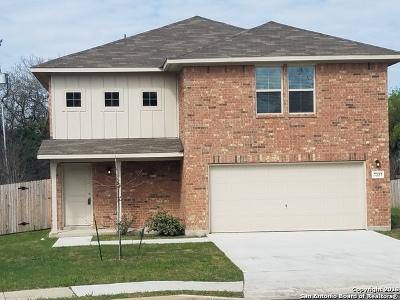 Single Family Home Price Change: 7227 Vista Grove