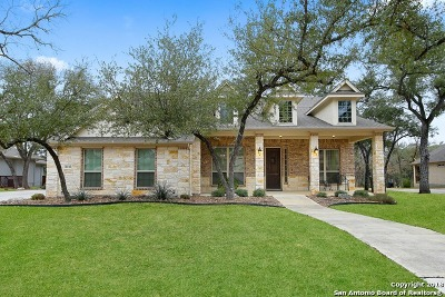 Fair Oaks Ranch Single Family Home New: 30210 Setterfeld Cir