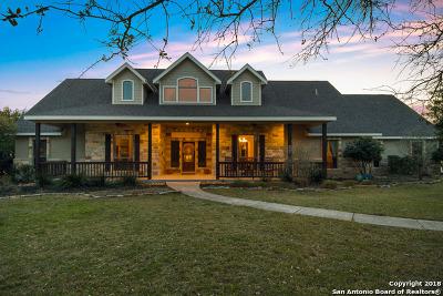 Comal County Single Family Home New: 24707 Ripple Way
