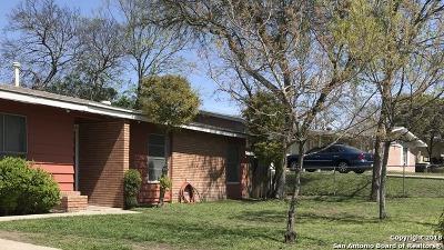 Single Family Home New: 123 Mountridge Dr