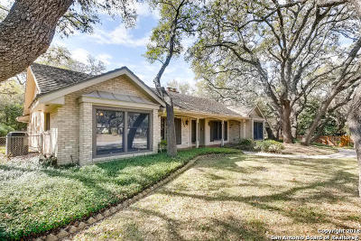 San Antonio Single Family Home New: 6806 Oakridge Dr