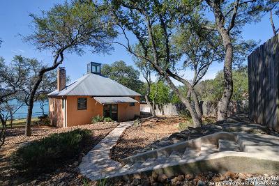 Canyon Lake Single Family Home New: 1118 Odin Dr
