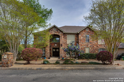 San Antonio Single Family Home New: 1658 Fawn Bluff