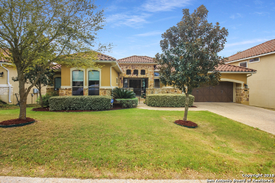 Bexar County Single Family Home Back on Market: 1226 Via Belcanto