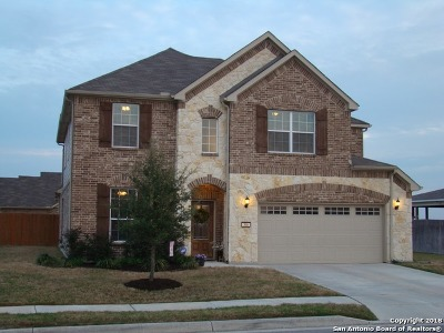 Schertz Single Family Home New: 368 Silver River