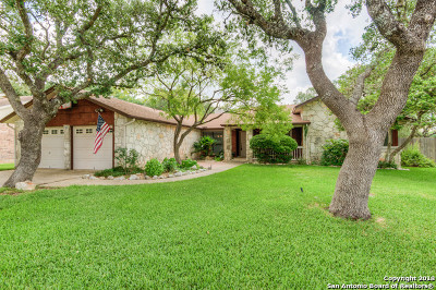 San Antonio Single Family Home New: 2138 Oak Peak