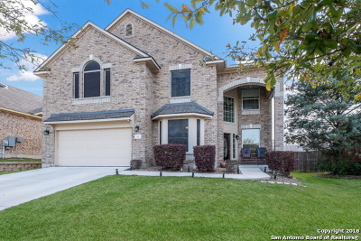Cibolo Single Family Home New: 138 Royal Troon Dr