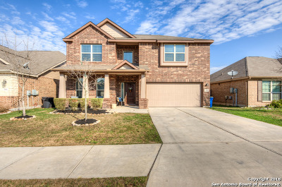 Cibolo Single Family Home New: 520 Saddlehorn Way